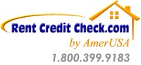 Rent Credit Check Logo